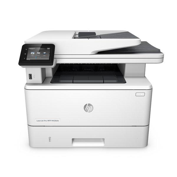 HP LaserJet Pro MFP M426dw, Center, Front, no output