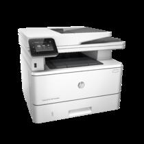 HP LaserJet Pro MFP M426dw, Right facing, no output