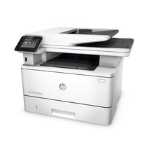 HP LaserJet Pro MFP M426dw, Left facing, no output