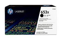 HP 653X High Yield Black Original LaserJet Toner Cartridge