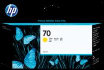 HP 70 130-ml Yellow Ink Cartridge