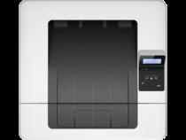 HP LaserJet Pro M402dne, Aerial/Top, no output