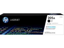 HP LaserJet Print Cartridge, 205A, Black