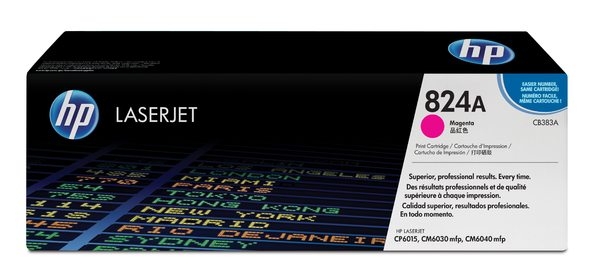 HP Color LaserJet CB383A Magenta Print Cartridge