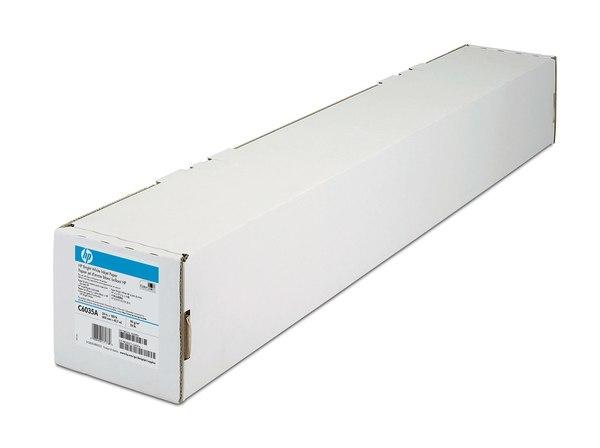HP Bright White Inkjet Paper-610 mm x 45.7 m