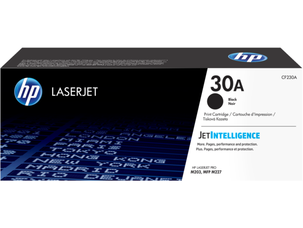 HP LaserJet 30A Black Print Cartridge