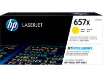 HP LaserJet Enterprise 657x Yellow Print Cartridge