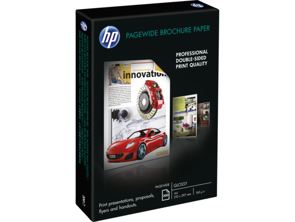 HP PageWide Brochure Paper A4