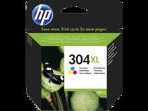 HP 304XL Tri-colour Original Ink Cartridge