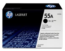 HP LaserJet CE255A Black Print Cartridge