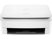 HP ScanJet Pro 3000 s3 sheet-feed Scanner, Center, Front, no output