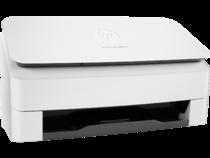 HP ScanJet Pro 3000 s3 sheet-feed Scanner, Hero, no output