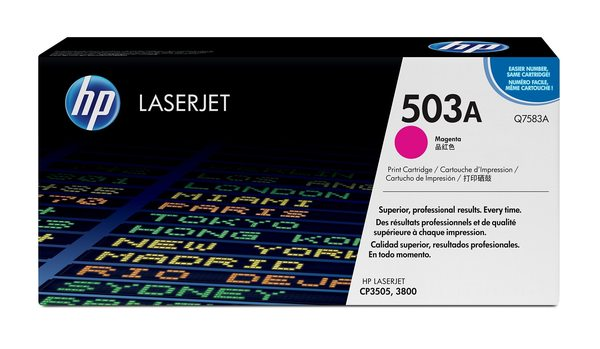 HP Color LaserJet Q7583A Magenta Print Cartridge