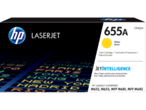 HP LaserJet Enterprise 655A Yellow Print Cartridge - EMEA