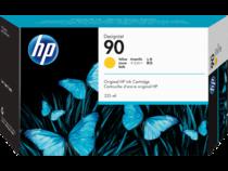 HP 90 225-ml Yellow DesignJet Ink Cartridge, WW