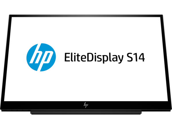 HP EliteDisplay S14 Portable Monitor