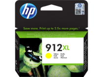 HP 912XL Yellow Ink Cartridge BGX - EMEA