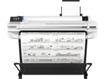 HP DesignJet T530 36in - front 02