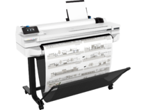 HP DesignJet T530 36in - right 02