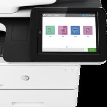 HP LaserJet Enterprise MFP M528f