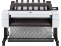 HP DesignJet T1600 - Front 01