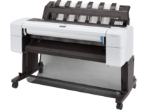 HP DesignJet T1600 - Left 01