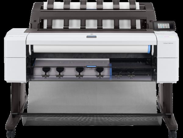 HP DesignJet T1600dr - Front 01