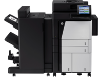 HP LaserJet Enterprise MFP flow M830