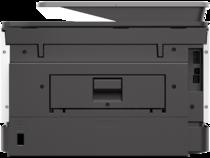 HP OfficeJet Pro 9022, Rear