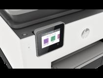 HP OfficeJet Pro 9022, Control Panel