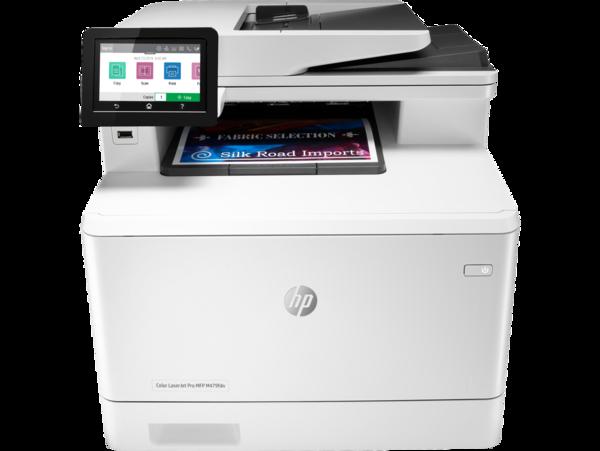 HP Color LaserJet Pro MFP M479fdn