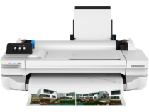 HP DesignJet T100 - T125 - T130 Printer series - Data Sheet image