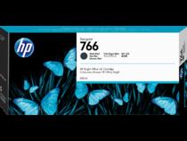 HP 766 300-ml Matte Black DesignJet Ink Cartridge
