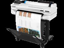 HP DesignJet T530 24in - left 02