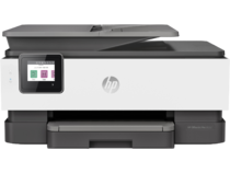 HP Officejet Pro 8022, Front