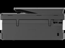HP Officejet Pro 8022, Rear