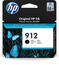 HP 912 Black Ink Cartridge BGX - EMEA