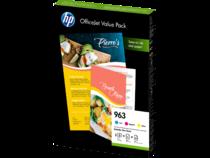 HP OfficeJet Value Pack 6JR42AE, 5190-2446 3D