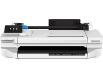 HP DesignJet T125 - front 01