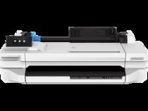 HP DesignJet T125 - front 01