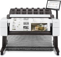 HP DesignJet T2600 Front scan 03