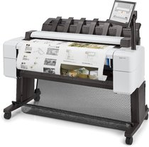 HP DesignJet T2600 Left scan 03