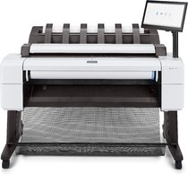 HP DesignJet T2600 Front 01