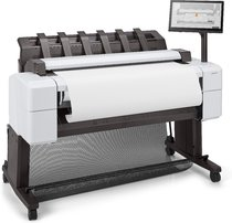 HP DesignJet T2600 Right scan