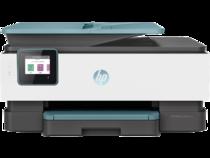HP OfficeJet Pro 8025, Front