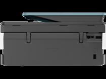 HP OfficeJet Pro 8025, Rear