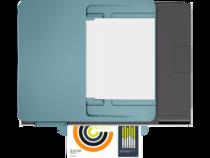 HP OfficeJet Pro 8025, Aerial