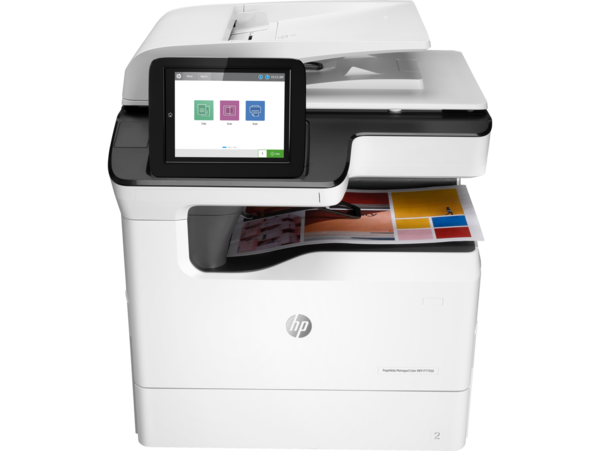 HP PageWide Managed Color MFP P77950dn