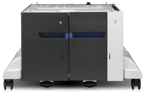 HP LaserJet 1x3500 Sheet Feeder and Stand