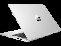 HP ProBook 430 G8 (13, NaturalSilver, Slim, nonODD, FPR) RearLeft